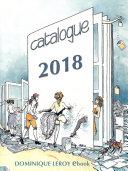 illustration Catalogue général 2018 Dominique Leroy eBook