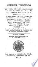 Recueil général des lois