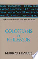 Exegetical Guide to the Greek New Testament  Volume 12