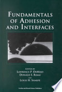 Fundamentals Of Adhesion And Interfaces
