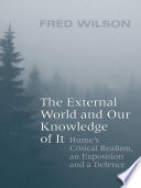 The External World and Our Knowledge of It