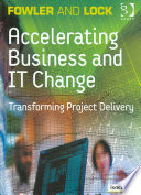 Accelerating Business and IT Change