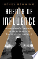 Agents of Influence Book PDF