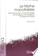 Le Mythe monothéiste