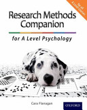 The Complete Companions  The Research Methods Companion for A Level Psychology
