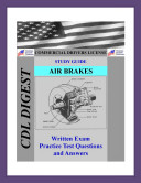 CDL Practice Test Study Guide  Air Brakes