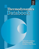 THERMODYNAMICS DATABOOK