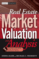 download ebook real estate market valuation and analysis pdf epub
