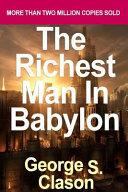 Richest Man in Babylon by Clason  George Samuel  2007  Paperback