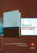 Women s Sanctuary Devotional Bible NLT