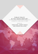Public Policy in the 'Asian Century'