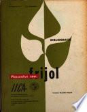 Bibliograf  a frijol  Phaseolus spp