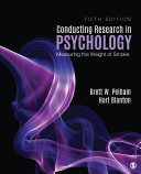 Conducting Research in Psychology