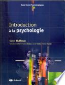 illustration Introduction à la psychologie