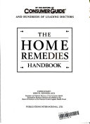 The home remedies handbook