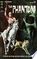 The Phantom 01-08 July 1966 Gold Key Comics