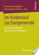 Im H  rdenlauf zur Energiewende