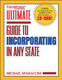Ultimate Guide to Incorporating in Any State