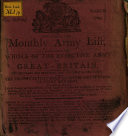 The Corrected Monthly Army List Containing the Whole of the Effective Army of Great Britain