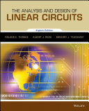 download ebook the analysis and design of linear circuits, 8th edition pdf epub