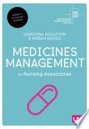 Medicines Management For Nursing Associates