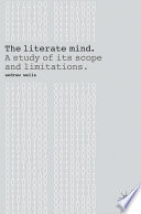 The Literate Mind