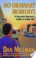 No Ordinary Moments book