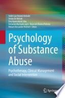 Psychology Of Substance Abuse