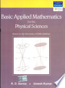 Basic Applied Mathemetics for the Physical Sciences