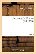 illustration Les Dons de Comus