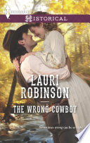 The Wrong Cowboy : prepared nursemaid marie hall for trailing...