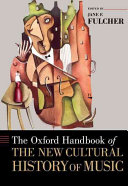 Ebook The Oxford Handbook of the New Cultural History of Music Epub Jane F. Fulcher Apps Read Mobile