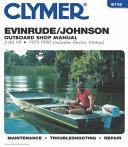 Evinrude/Johnson 2-40 HP OB 73-1990
