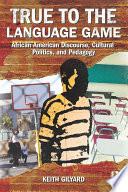 download ebook true to the language game pdf epub