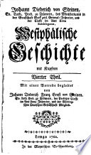 Westphälische Geschichte