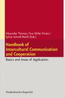 Handbook of Intercultural Communication and Cooperation