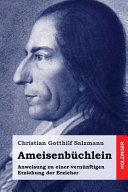Ameisenbuchlein