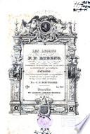 Les le  ons de P  P  Rubens  ou Fragments   pistolaires sur la religion  la peinture et la politique