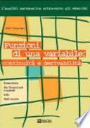 Funzioni di una variabile  continuit   e derivabilit
