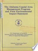 Alabama Coastal Area Management Program