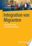 Integration von Migranten