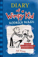 download ebook diary of a wimpy kid # 2 - rodrick rules pdf epub