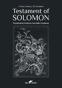 Testament of Solomon