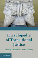 Encyclopedia of Transitional Justice