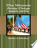 The Women's Army Corps, 1945-1978 Pdf/ePub eBook