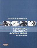 Essential Financial Accounting for Managers