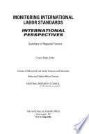 Monitoring International Labor Standards
