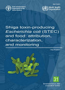 Shiga Toxin Producing Escherichia Coli Stec And Food