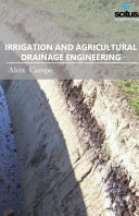 Irrigation And Agricultural Drainage Engineering book