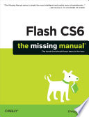 Flash Cs6 The Missing Manual